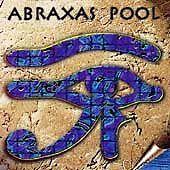 ABRAXAS POOL - Self-Titled -  Rare 1997 Rock Audio Music CD [Santana] #AlternativeIndie