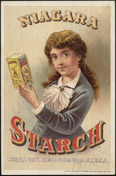 Boston Public Library: Home Products Trade Cards