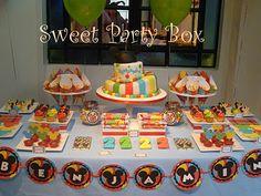 cumpleaños mickey