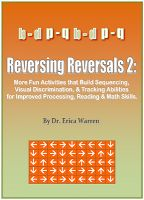 Remediating Reading Reversals, Tracking Difficulties and Visual Discrimination Weaknesses