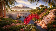 Mount Fuji - By Carl Warner - LensWall