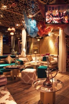 sisha lounge!