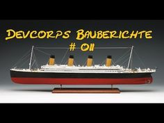 Lets Build RMS Titanic von Hachette Part 2 - YouTube