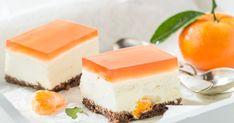 Nepečený mandarínkový cheesecake - dôkladná príprava krok za krokom. Recept patrí medzi tie najobľúbenejšie. Celý postup nájdete na online kuchárke RECEPTY.sk.