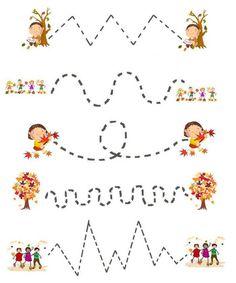 Kids Learning Activities, Montessori Activities, Autumn Activities, Kindergarten Activities, Writing Activities, Farm Animals Preschool, Fall Preschool, Preschool Crafts, File Folder Activities