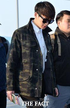 150327 Airport Incheon (Корея) ➡ Airport Heading(Vietnam)✈