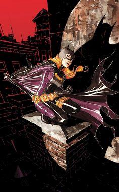 Batgirl /Stephanie Brown- Dustin Nguyen
