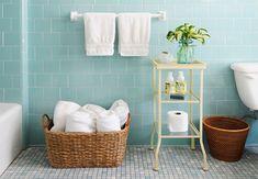 Retro badeværelser med stil fra 50'erne, 60'erne og 70'erne   Boligmagasinet.dk