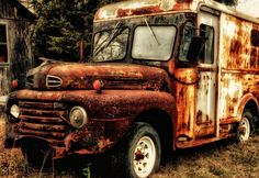 1948 Ford F-3 Truck (Used As An Ambulance)