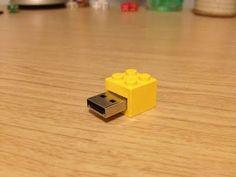 How to Make a Lego USB Stick