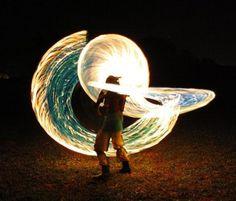 Fire Dance.