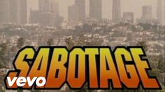 "Beastie Boys - Sabotage. Because, as Star Trek: Beyond proved, ""classical music"" like this still rocks."