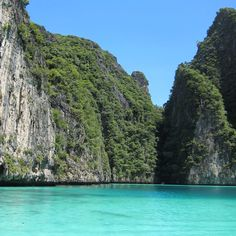 Phi Phi Island -- one day, I'll go!