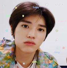 ✿ [slow] 🌈🧃 — [𝑙𝑜𝑎𝑑𝑖𝑛𝑔…] messy Taeyong layouts ࿐♡˚₊· ·˚ →. Baby Sounds, Nct Life, Boy Photography Poses, Lee Taeyong, Pretty Baby, Yuta, Boyfriend Material, Jaehyun, Nct Dream