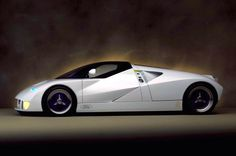 Ford GT90. Even for today's standards futuristic!