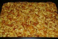 Putenschnitzel in Käse - Lauch - Sauce mit Rösti überbacken 3