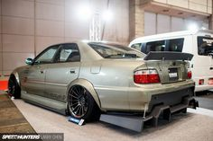 Tokyo Auto Salon: The Best Of The Rest - Speedhunters Japanese Sports Cars, Japanese Cars, Tuner Cars, Jdm Cars, Corolla Dx, Lexus Is300, Car Tuning, Car Wheels, Modified Cars