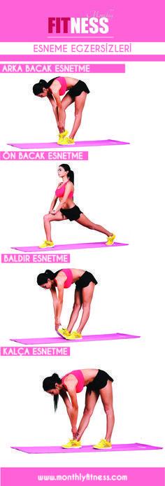 ESNEME EGZERSİZERİ - Monthly Fitness