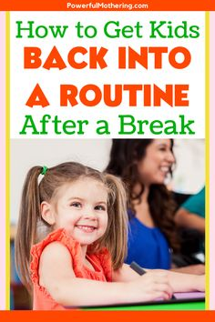 Is summer finally over? Get your little ones back in the grind with this useful parenting advice! With vacation finally over, it can be a challenge for your kids. Including integrating a proper bedtime schedule, homeschooling tips, chores scheduling and even important eating habits, this free guide has your back! Check out also the blog for more details! . #routinetips #buildinghabits #buildingroutines #kidsroutines
