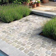 Kandla - Terrastegels - Natuursteen terrastegels | Impermo : tegels, natuursteen, parket