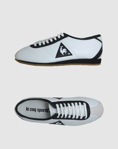 Le Coq Sportif - love the shoes and have them in light blue!!!