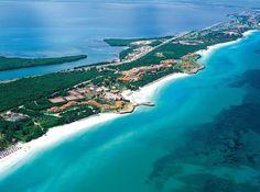 Varadero - the most popular beach resort area in Cuba. Varadero Cuba, Cuba Island, Caribbean Culture, Tropical, Cuba Travel, Canada, Havana Cuba, Vacation Packages, Beach Photos