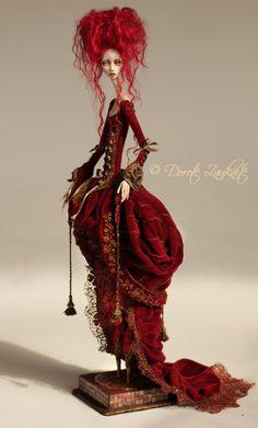 Lady_in_Waiting : Doll by Dorote Zaukaite (TirelessArtist)