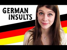 Funny GERMAN INSULTS (with translations) - YouTube