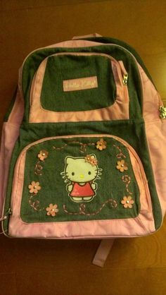 hello kitty backpack, lightly used CUTE Backpack