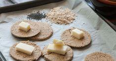 Savoury Baking, Feta, Healthy Snacks, Dairy, Cheese, Cookies, Recipes, Kitchens, Health Snacks