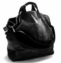 Can you fall in love with a bag?  leather handbag by meilleur ami