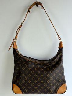 f1c7421f5ddf Catawiki online auction house  Louis Vuitton - Monogram Boulogne Messenger  GM bag   No