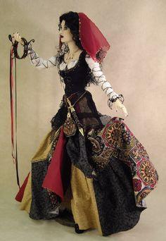 Crawford Manor doll