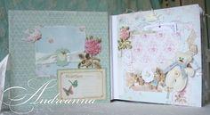 ANDREANNA: Набор на первый годик жизни маленького ангелочка Кирилла!