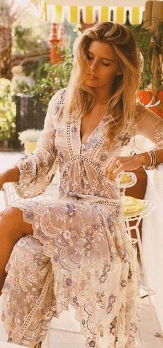 Inspiration Dress by Natasha Oakley