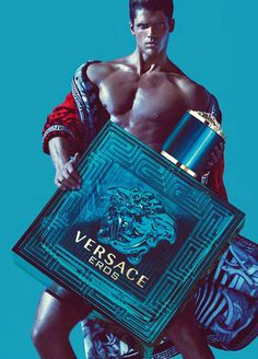 Versace Eros #VersaceFragrances #Versace