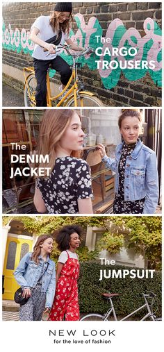 Discover New Look's range of girls' clothes, with the latest styles teen girls' clothing. Shop chic dresses, jeans, jackets and footwear, with free delivery. Girly Stuff, Girly Things, Teen Fashion, Latest Fashion, Chic Dress, New Look, Chloe, Latest Trends, Girl Outfits