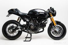 Ducati custom by Corse Motorcycles