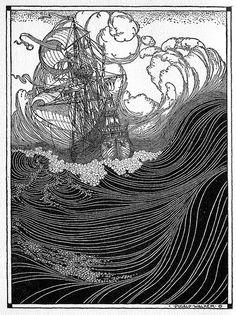 Dugald S. Walker - Sea Fever