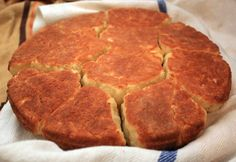 Much Depends on Dinner: tall and fluffy buttermilk biscuits