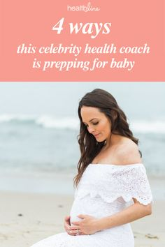 Kelly LeVeque is a holistic nutritionist and celebrity health coach. She's also expecting her first baby. Kelly Leveque, Holistic Nutritionist, First Baby, Baby Grows, Health Coach, Fertility, Breastfeeding, Detox, Prepping