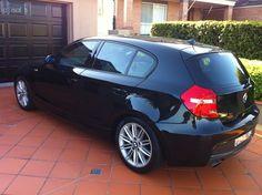 2008 BMW 120i E87 MY07