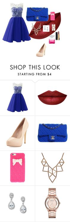 """""""polvko"""" by amilapolygirl-239 ❤ liked on Polyvore featuring beauty, Charles by Charles David, Chanel, Chicnova Fashion, Marc by Marc Jacobs and Jimmy Choo"""