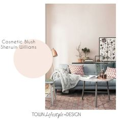 Cosmetic Blush Neutral Paint Trends for your Living Room Town Lifestyle Design The perfect neutral paint colors for your living space Nursery Paint Colors, Pink Paint Colors, Paint Colors For Home, Light Pink Nursery Walls, Light Pink Girls Bedroom, Light Pink Rooms, Blush Pink Paint, Light Pink Paint, Light Pink Walls