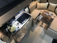 image5 Campervan Interior Volkswagen, Vw Transporter Camper, Kombi Motorhome, T4 Camper, Build A Camper Van, Camper Interior, Camper Life, Vw T5, Campervan Conversions Layout