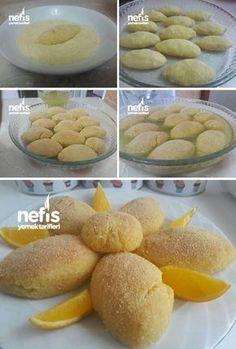 Portakallı Hira Tatlısı (Kolay Tatlı)