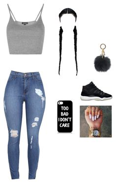 """Untitled #82"" by fashionpolice1994 ❤ liked on Polyvore featuring Topshop and MICHAEL Michael Kors"