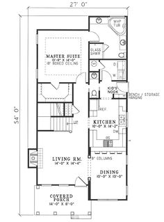 1000 images about shore house plans on pinterest house House plans with 4 car attached garage