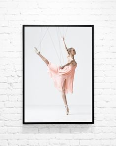 ballet on a string