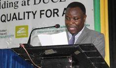 Taarifa kuhusu uteuzi wa Makamu Mkuu wa Chuo Kikuu cha Dar es Salaam Prof. William-Andey Lazaro Anangisye.